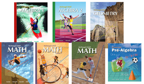McDougal Littell High School Math Florida: Student Edition Geometry 2004 (Larson